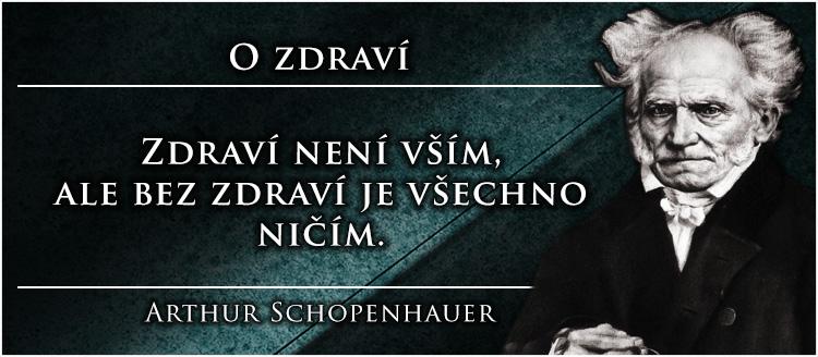 Arthur-Schopenhauer-O-zdraví