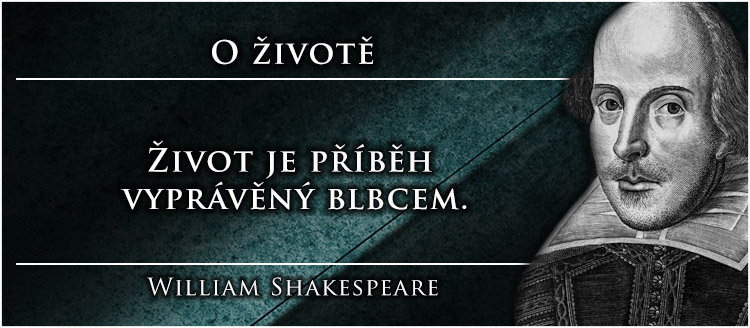 William-Shakespeare-O-životě