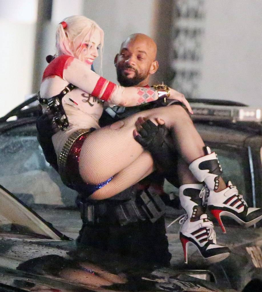 Harley Quinn and Deadshot